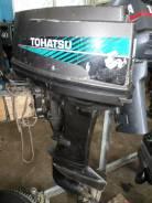 Продам лодочный мотор tohatsu 25