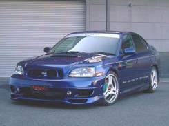 Обвес кузова аэродинамический. Subaru Legacy B4, BE5, BE9, BEE