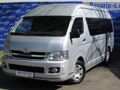 Toyota Hiace, 2009
