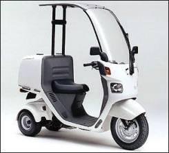 Honda TC 50, 2001