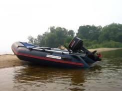Лодка 420 (Nissamaran)+мотор30 (Nissan Marine)