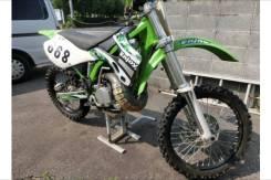 Kawasaki KX 250, 2002