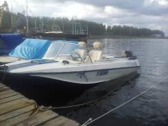 Продам катер Казанка 5М, мотор suzuki 40