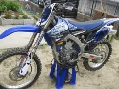 Yamaha YZ 450 F, 2010