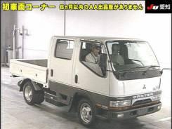Авто по запчастям Мицубиси Кантер 1997г. FD-501, 4М40, MT- 4WD