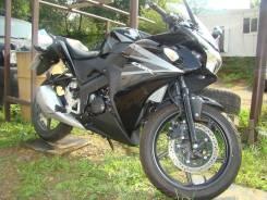 Honda CBR 150R, 2012