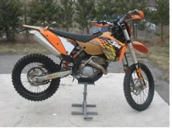 KTM 250 EXC-F, 2010