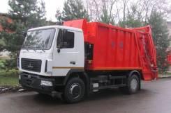 Мусоровоз КО-427, 2019