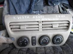 Блок управления климат-контролем. Toyota Vista Ardeo, SV50, SV50G Двигатель 3SFSE