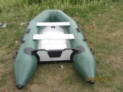 Надувная лодка Tadpole MD300 под мотор
