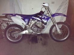 Yamaha YZ 450, 2009