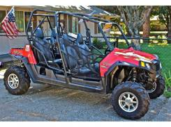 Polaris Rzr 800 EFI Four Wheeler, 2012