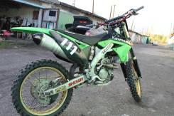 Kawasaki KX 250F, 2010