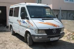 Mercedes-Benz Sprinter 208D, 1998