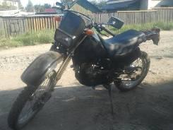 Suzuki Djebel 200, 1990