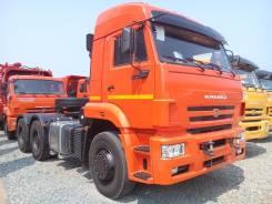 КАМАЗ 6460-26001-73, 2016