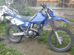 Yamaha TT-R 250, 2004