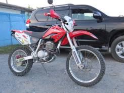 Honda XR 250R, 2009