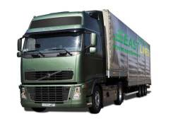 Автоперевозки грузов по всей России и СНГ