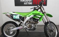 Kawasaki KLX450, 2008