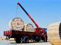 Услуги манипулятора 3-15 тонн