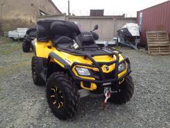 Can-am Outlander MAX XT800, 2012