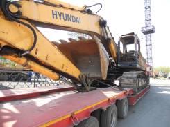 Hyundai R450LC-7, 2011
