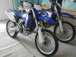 Yamaha WR 450, 2009
