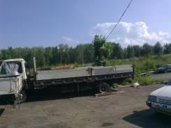 Продам алюминиевый кузов (борт) 6,30*2,20