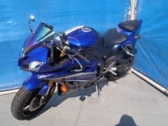 Yamaha YZF-R6L, 2007