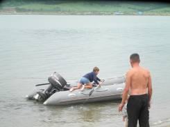 Лодка лидер 400