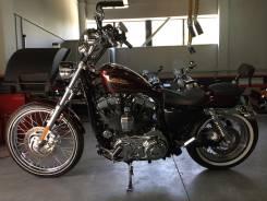 Harley-Davidson Sportster, 2012