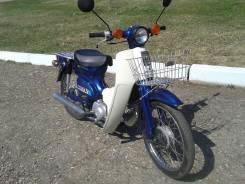 Honda Super Cub, 2002
