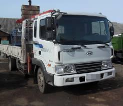 Hyundai Mega Truck, 2005