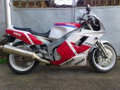 Yamaha FZR 1000, 1992