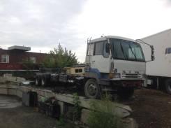 Продам на запчасти грузовик mitsubishi fuso