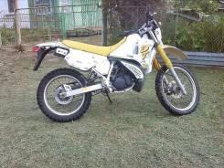 Yamaha DT125, 1996