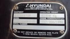 Hyundai R800LC-7A, 2011