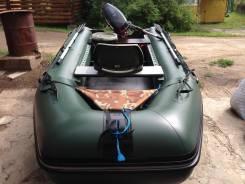 Лодка пвх BRIG 3.80 + мотор Yamaha 30 л/с