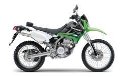 Kawasaki KLX 250, 2014