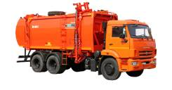 Продам мусоровоз KO-440-7 на шасси Камаз
