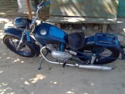 Мотоцикл  Иж 49, 1975