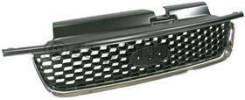Решетка радиатора 00-04 хром