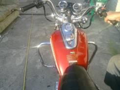 Обменяю мотоцикл на лодку