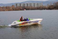 Yamaha exciter 1430 водометный катер