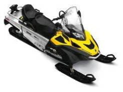 BRP Ski-Doo Skandic SWT e-tec 600, 2014
