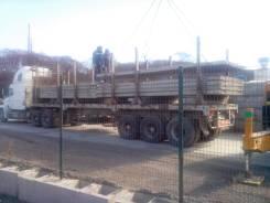 Грузоперевозки длинномером, бортовой, стойки, площадки до 40 тонн.