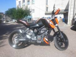 KTM 125 Duke, 2012