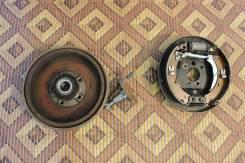 Ступица задняя левая в сборе Volkswagen Polo RUS
