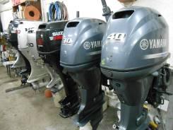 Продажа лодочных моторов 2х - 4х тактных